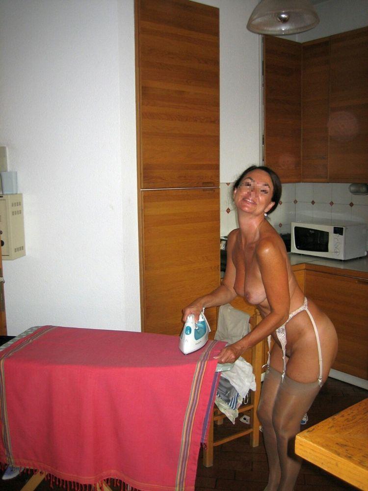 casalinga matura italiana